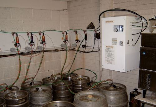 12720 : Manufacture, Supply and Servicing of Nitrogen Generator Systems for Beer Gas Dispense