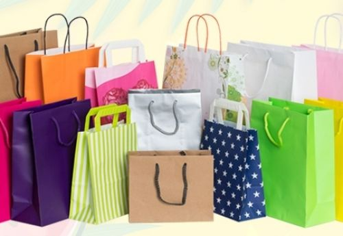 12730A : U.K. Supplier of Recycled & Reusable Carrier & Gift Bags