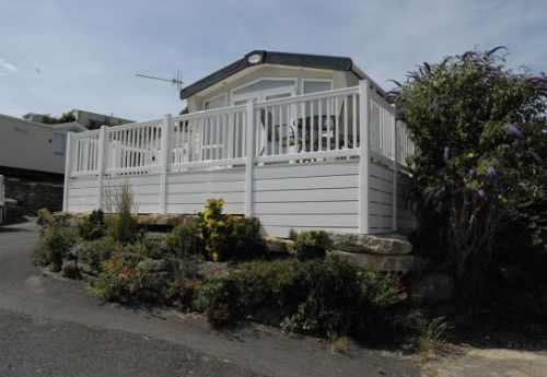 12726A : Design, Supply & Installation of PVCu Decking & Associated Work mainly for Lodge & Caravan Parks throughout Great Britain