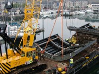 Craneage, Towing, Maintenance and Dredging business for sale