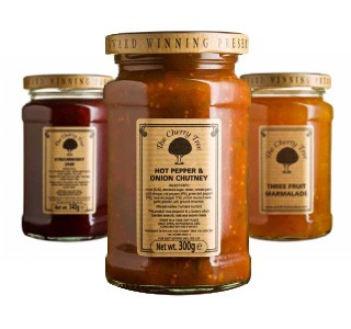 SOLD : Wholesaler & Shows/Events Retailer of Chutneys, Jams, Marmalades etc.