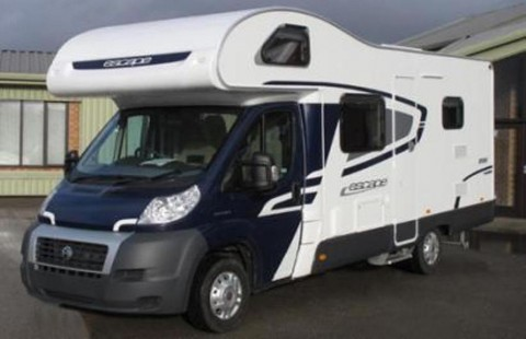SOLD : Motorhome Hire Business