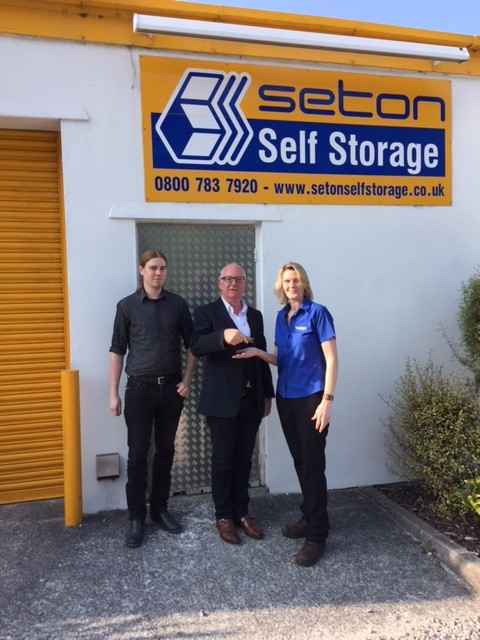 SOLD : Global Interest in Cornish Self Storage Business