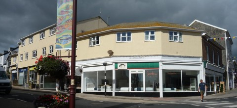 SOLD : Freehold Commercial/Residential Property Investment Opportunity Centrally Located in Seaton, Devon