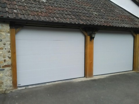 SOLD : Supplier & Installer of Garage Doors and Own Manufactured Automatic Gate Systems Plus Some Electrical Contracting (Industrial & Commercial Only) - South West